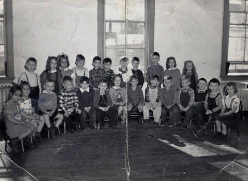 Kindergarten, 1947.