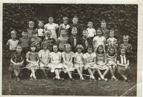 First Grade, 1948.