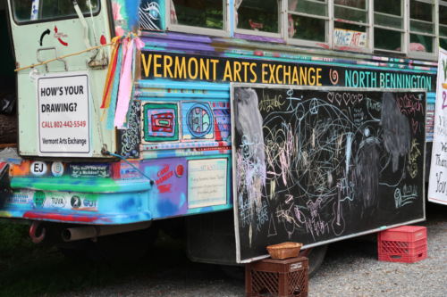 The Art Bus