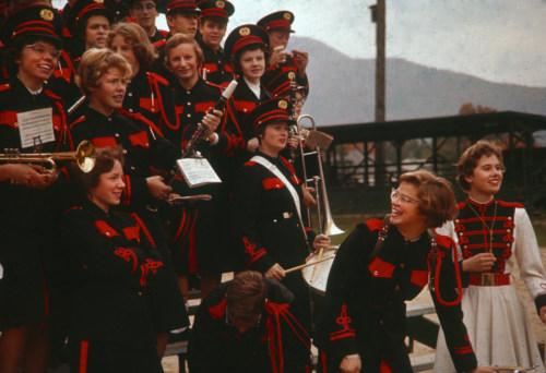 Band members, Bennington.