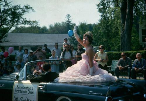 Bicentennial Queen, Bennington.