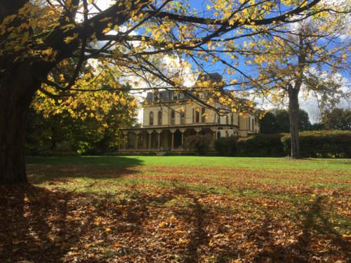Park-McCullough House.