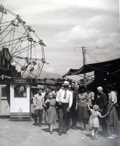 Carnival, 1940s.