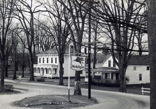 Upper Main Street, 1940s?