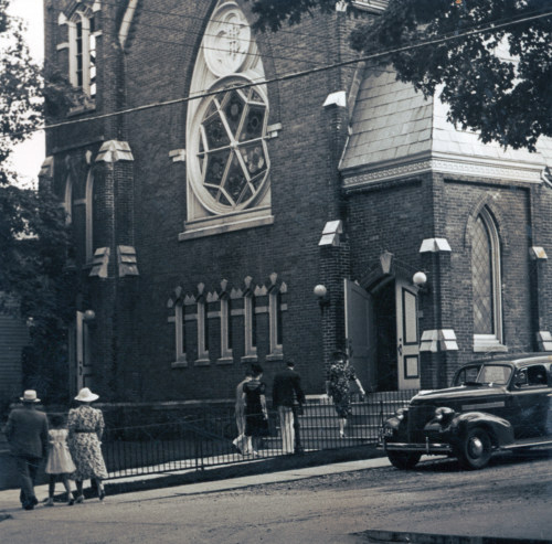 Congregational Church, c 1940.