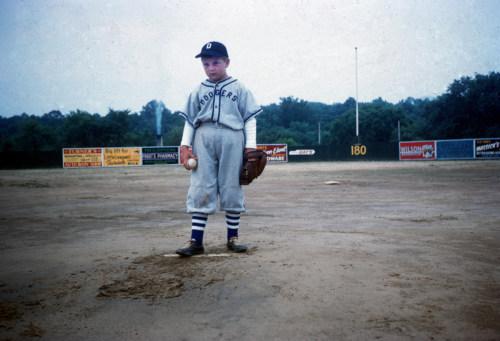 Dodger pitcher.