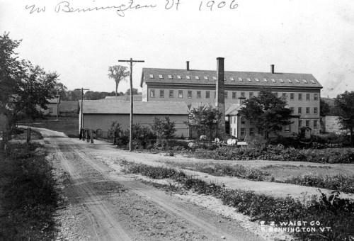 EZ Waist Mill, Sage Street, 1906.