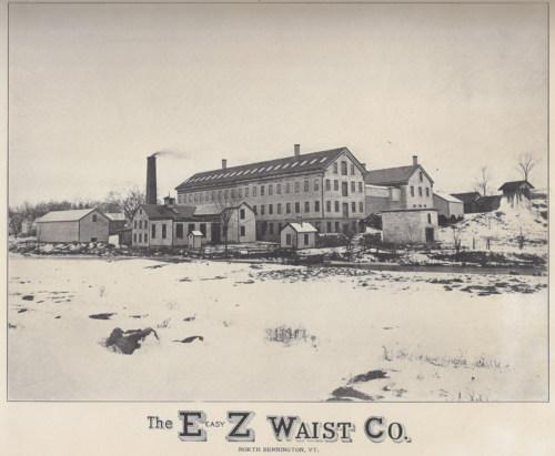 EZ Waist Co. mill.