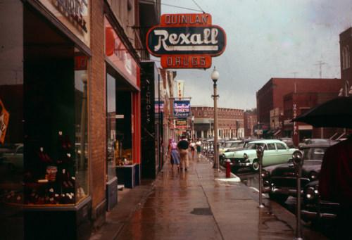 East Main Street, Bennington.