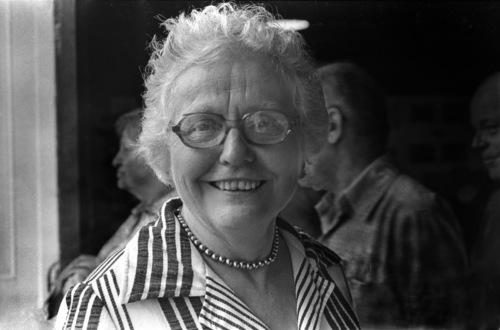 Frances Jenny Ross.