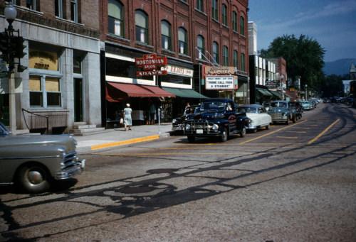 General Stark Theater, Main Street, Bennington.