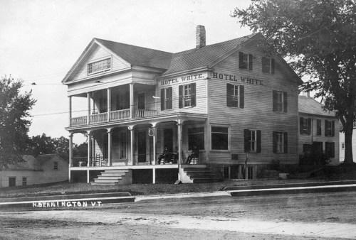 Hotel White circa 1915