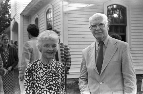 Jean and Tom Brockway.