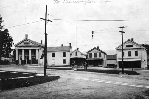 Lincoln Square, c 1910.