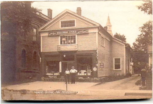 Meaghers Store.
