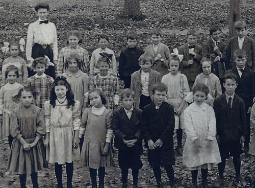 North Bennington Graded School 1912