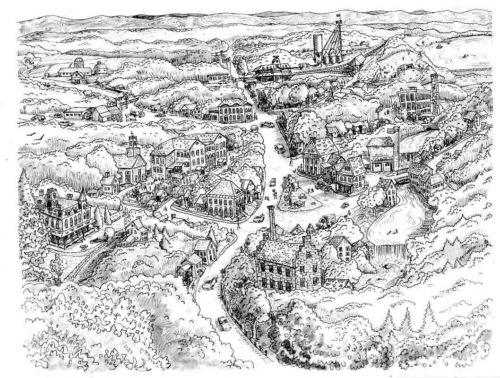 The Village, 2006. ©