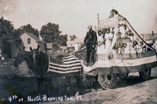 Ring for Liberty,  c1915.