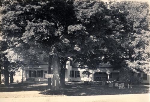 Overlea Inn.