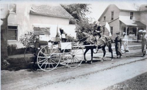 Upper Main Street, c1910