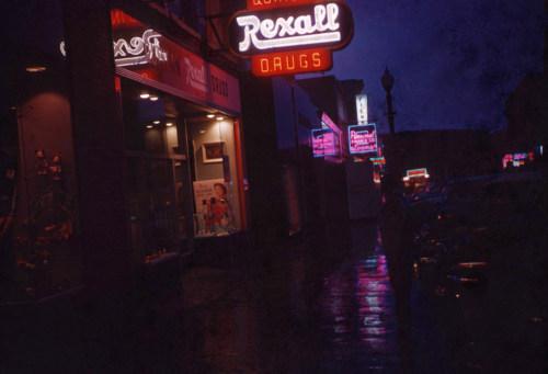 Rexall, East Main Street, Bennington.