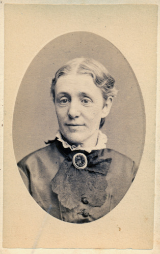 Sarah Welling, age 46, 1870.