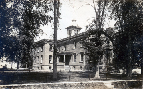 School c1910