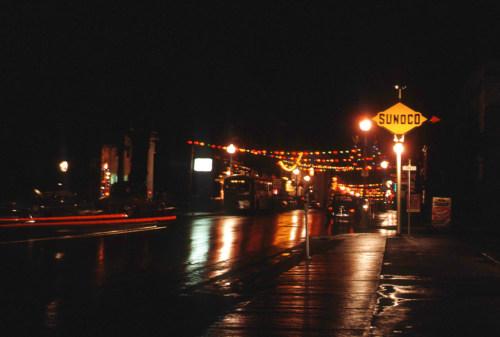 South Main and Union Streets, Bennington.