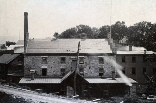 Stark Paper Company, about 1900.