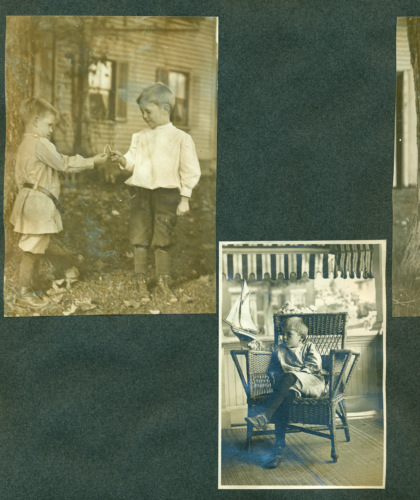 Welling boys, 1905