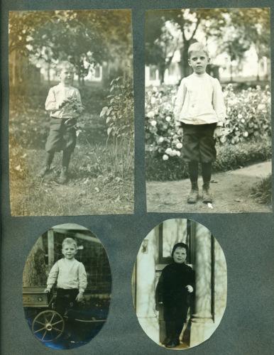 Welling boys, 1903