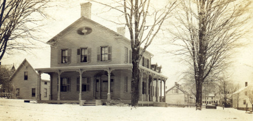 Welling house, c1905.