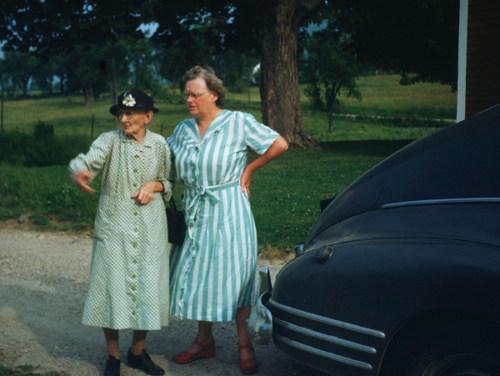 Reuben Greene's grandmother